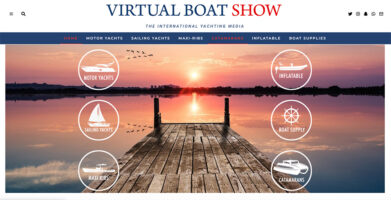 New Virtual Boat Show
