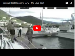 Hilarious boat bloopers