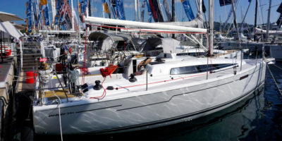 Dehler 34 in Cannes