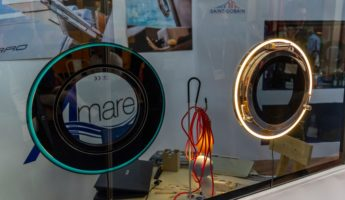 Moon portholes by Amare Group